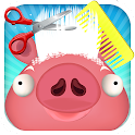 Porco Hair Salon - Fun Games icon