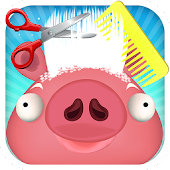 Pig Hair Salon