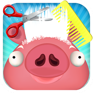 Pig Hair Salon for PC and MAC