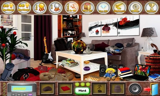 279 New Free Hidden Object Games Fun Living Room - Android Apps on ...