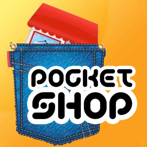 Pocketshop LOGO-APP點子