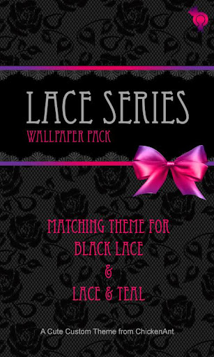 Lace Series Wallpaper Pack