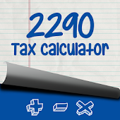 Form 2290 HVUT Tax Calculator