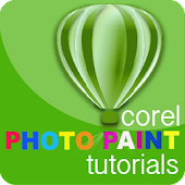 corelphoto-paint tutorial