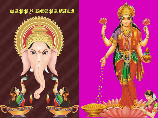 Deepavali Greeting Cards