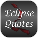 Twilight Eclipse Quotes logo