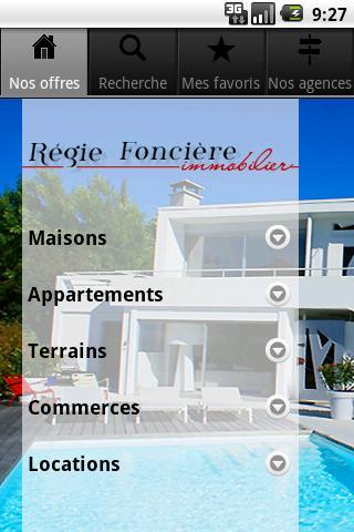 Régie Foncière Immobilier