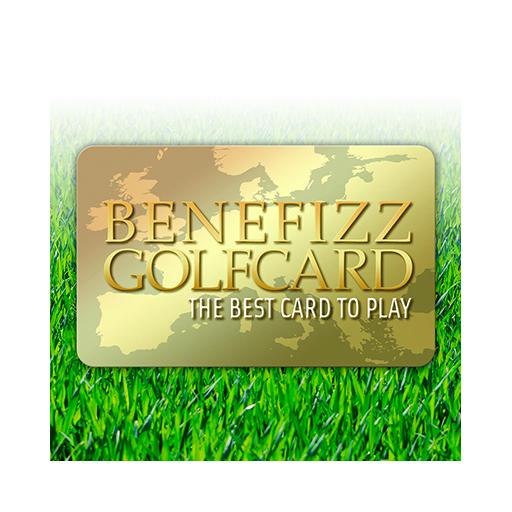 Benefizz Golfcard LOGO-APP點子