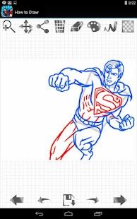 免費下載家庭片APP|如何绘制超级英雄 app開箱文|APP開箱王