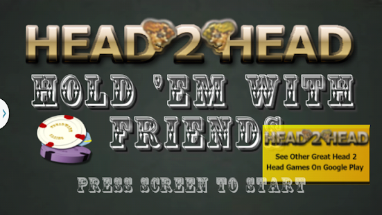 Hold 'em With Friends- screenshot thumbnail