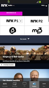 nrk.no- screenshot thumbnail