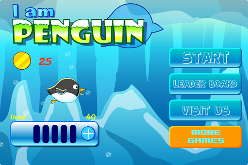 I am penguin