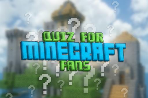 Quiz for Minecraft Fans