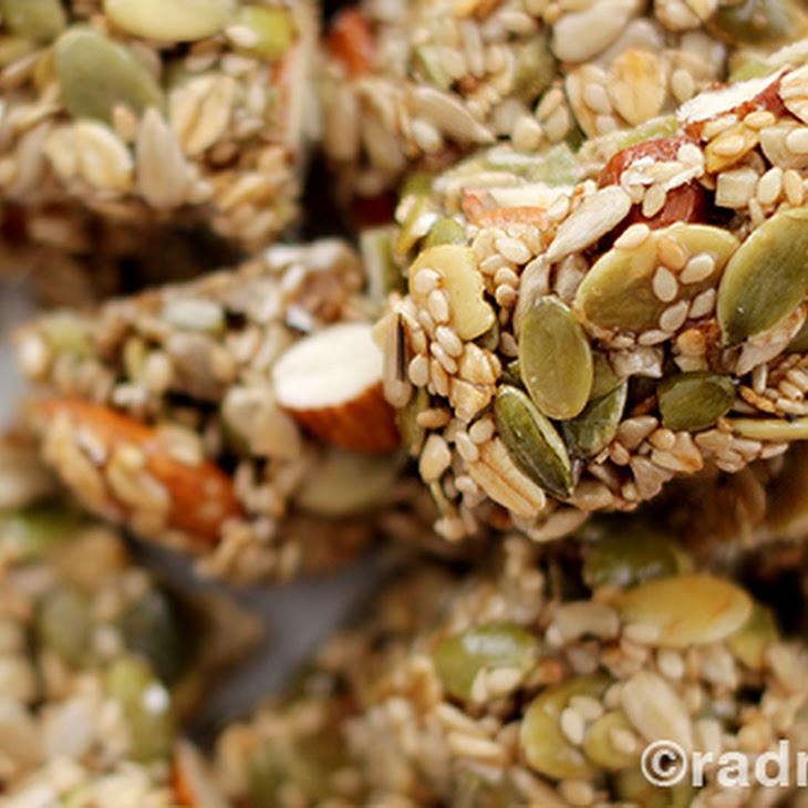 Seed & Nut Energy Bars