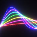Nexus Neon Wave HD LWP icon