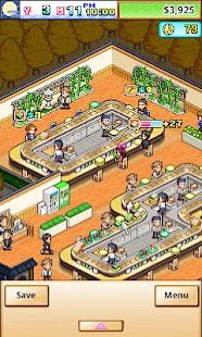 The Sushi Spinnery Lite- screenshot thumbnail