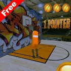 Jeux de basket-ball 3D icon