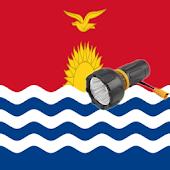 Lantern flash screen Kiribati