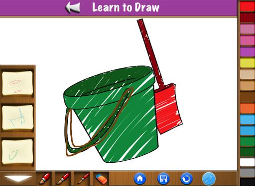 【免費教育App】Learn to Draw - Objects-APP點子