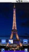 Screenshot of Paris ADW Theme