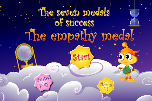 The empathy medal