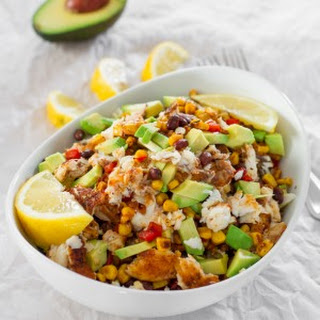 Spicy Fish Taco Bowls