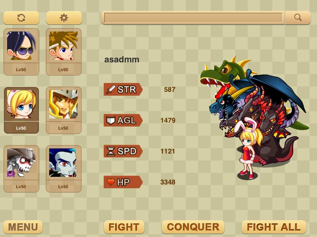 Avatar Fight Android