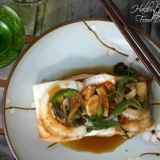 Asian Halibut Recipes.