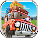 Cars Memory Puzzle icon