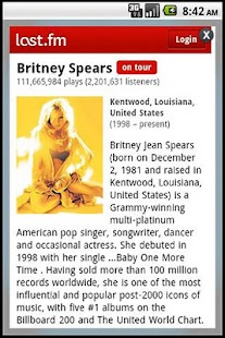 Britney Spears - MixCow - screenshot thumbnail
