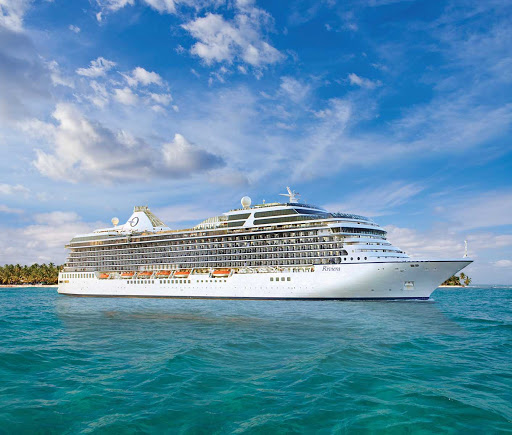 Explore exotic ports in the Mediterranean aboard Oceania's sophisticated luxury ship Riviera.