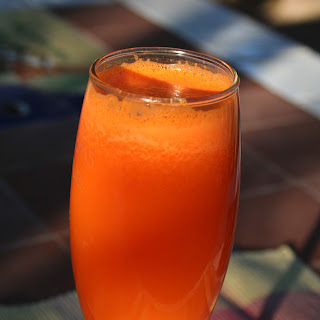 Tangerine Ginger Juice Recipe