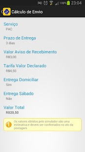 Rastreio Correios PRO - screenshot thumbnail