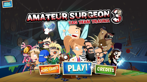 【免費模擬App】Amateur Surgeon 3-APP點子