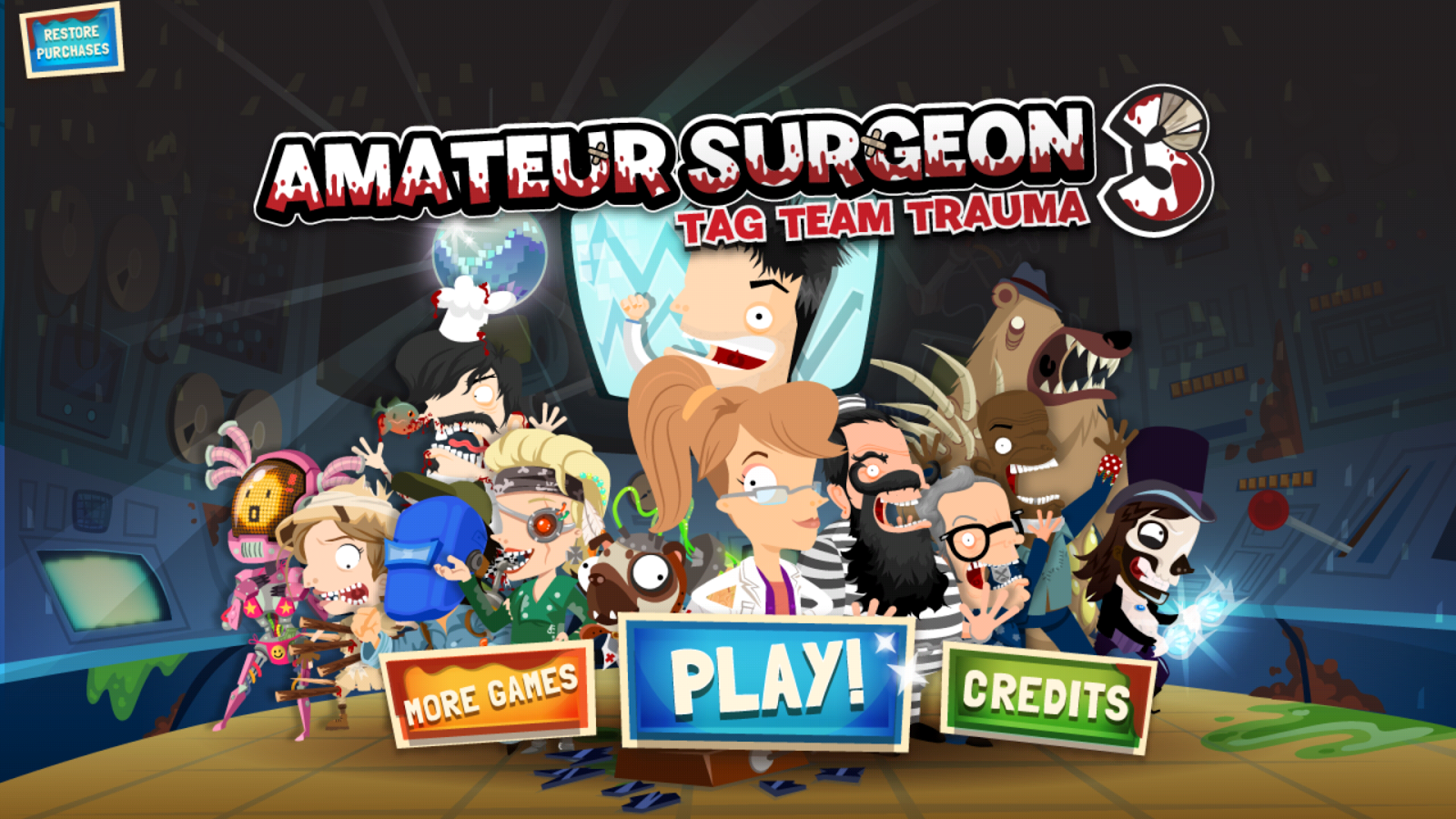 Amateur Surgeon 3 - screenshot