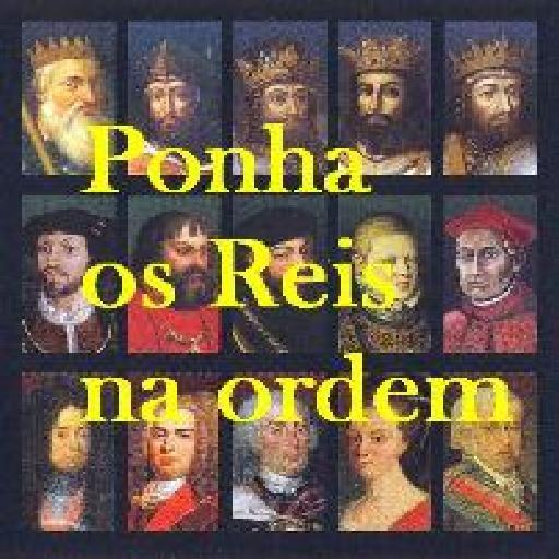 Ponha na Ordem Reis Portugal