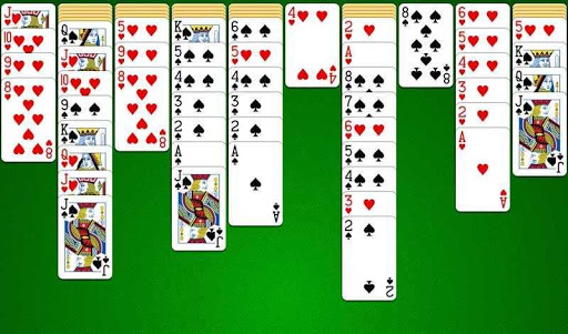 Spider Solitaire Four Suits