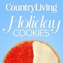 Country Living Holiday Cookies logo
