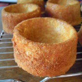 Nannie's Hot Milk Sponge Cake.