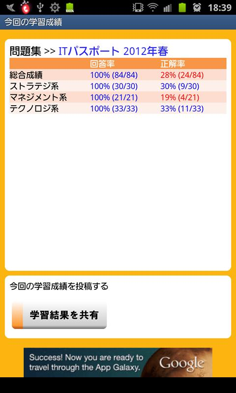 Japanese IT exam Braindumps- screenshot