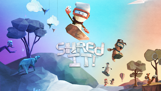 Shred It mod apk
