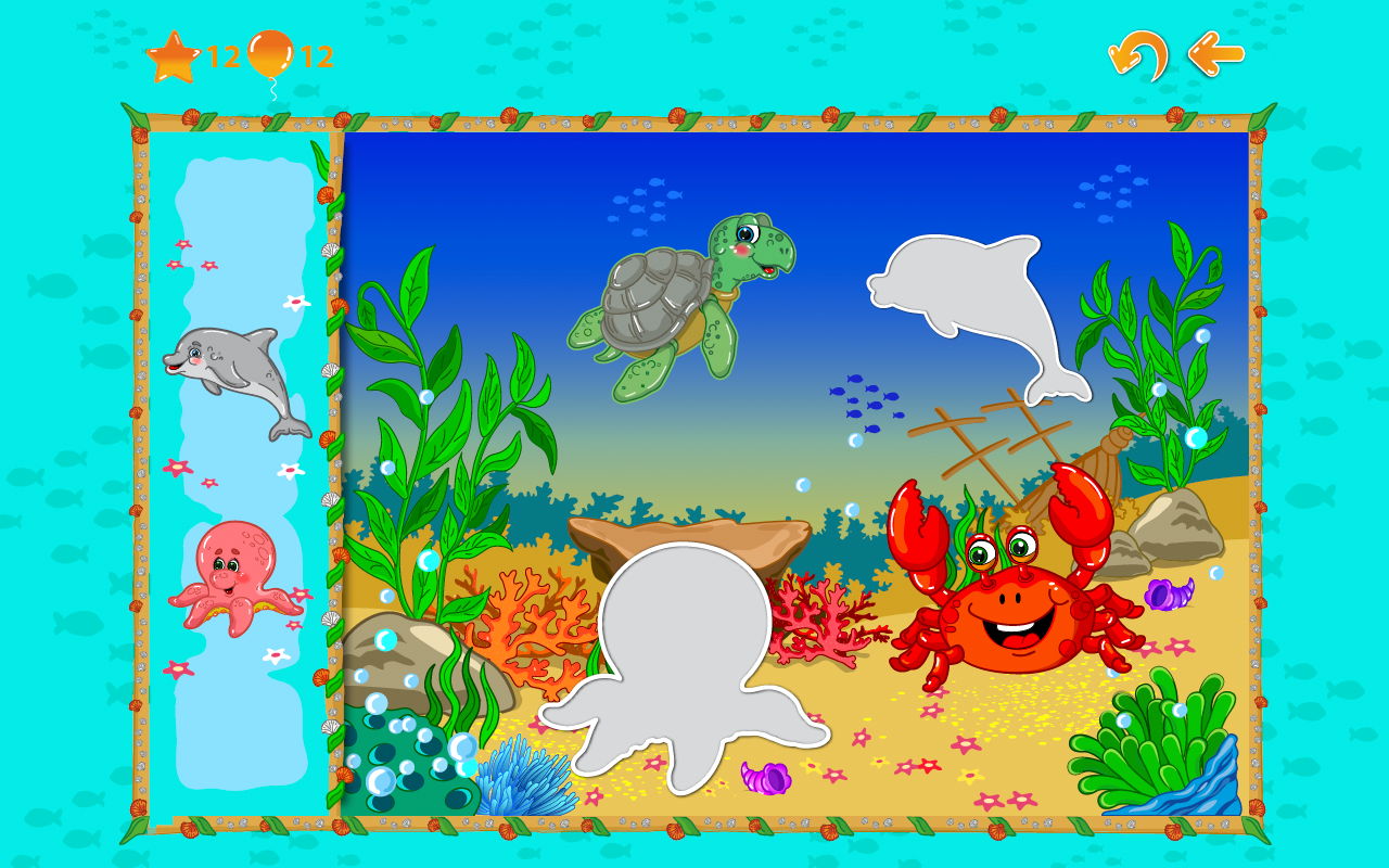 Animal puzzles for toddlers 1+ screenshot #21