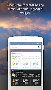 Weather by eltiempo.es- screenshot thumbnail