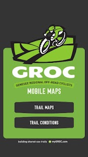 GROC Mobile Trail Maps 2.0- screenshot thumbnail