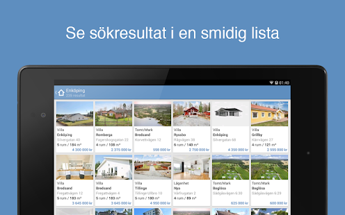 Bostadskoll - screenshot thumbnail