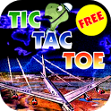 Tic Tac Toe WARGAMES free icon
