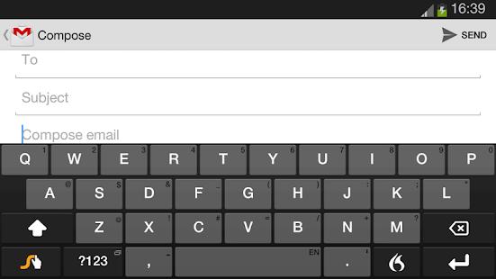 Swype Keyboard Screenshot 30