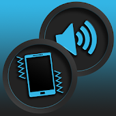 Sound Mode Toggle Widget