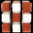 Lithos 3D puzzle icon