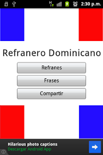 Dominican Proverbs - screenshot thumbnail